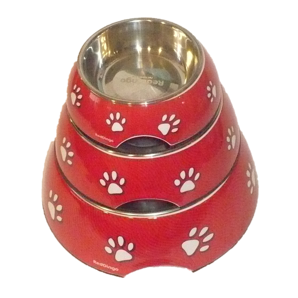 rd-red-paw-stainless-dog-bowl-2