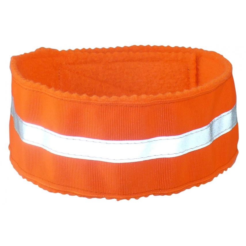 Orange Hunting Dog Collar