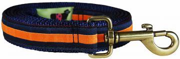 BC_Dog_Leash_Orange_Stripe_on_Navy.jpg