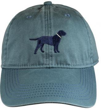 bc-baseball-hat-blue-dog-on-blue-slate