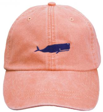 bc-baseball-hat-blue-whale-on-coral