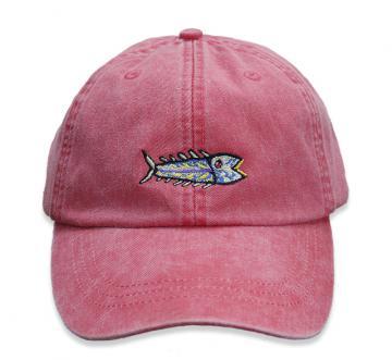 bc-baseball-hat-hopkins-fish-on-poppy