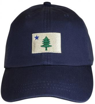 bc-baseball-hat-maine-state-flag-on-navy-blue