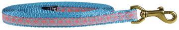 bc-ribbon-dog-leash-geometric-flower-5-8
