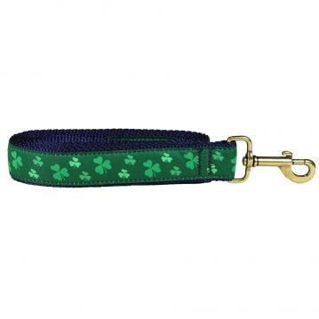 bc-ribbon-dog-leash-shamrock