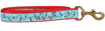 bc-ribbon-dog-leash-tangled-lights-125-inch