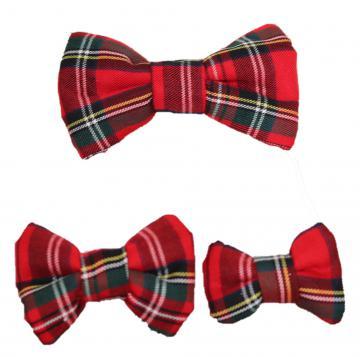 dog-bow-tie-scottish-tartan
