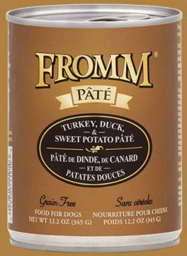 fromm-dog-pate-turkey-duck-sweet-potato