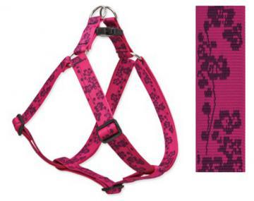 lp-dog-harness-plum-blossoms