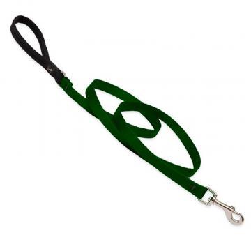 lp-dog-leash-nylon-green
