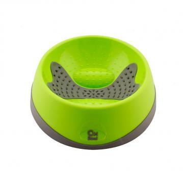 oh-oral-health-dog-bowl-medium-large-green-1