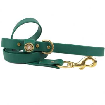 ou-waterproof-dog-leash-green