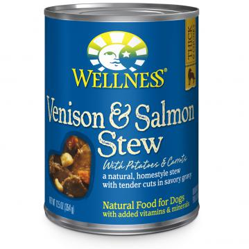 wellness-canned-dog-food-stew-venison-and-salmon