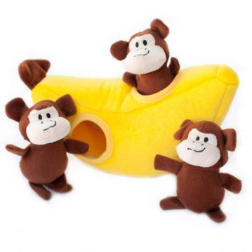 zp-monkey-burrow-soft-dog-toy-1