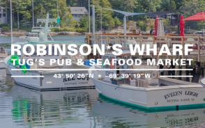 $100 Gift Certificate to Robinsons Wharf - Raffle Tickets