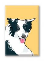 Border Collie (2 Magnets)