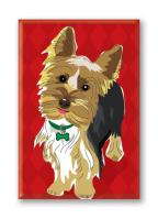 Yorkshire Terrier (5 Magnets)
