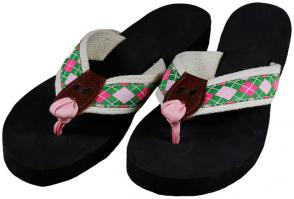 bc-flip-flops-argyle-pink-and-green