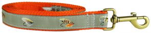 Megan Boyd Flies - Ribbon Dog Leash