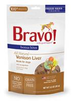 Freeze Dried Venison Liver – Dog Treat - 3oz