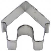 Dog Biscuit Cookie Cutter - Dog House