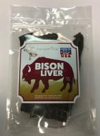 Dehydrated Bison Liver - 4oz