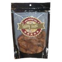 Freeze Dried Turkey Hearts - 3oz
