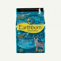 Earthborn Dry Cat Food - Wild Sea Catch - 5lbs