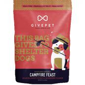 GivePet Crunchy Dog Treats - Campfire Feast 12oz
