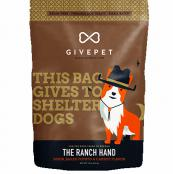 GivePet Crunchy Dog Treats - The Ranch Hand 12oz