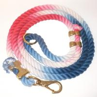 Cotton Rope Dog Leash - Patriotic