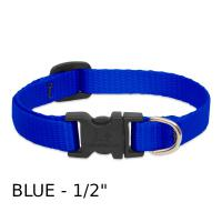 Lupine Dog Collar - Blue - 7 Sizes