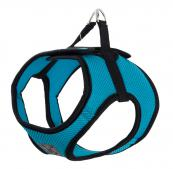 Step-In Dog Harness - Fabric - Blue
