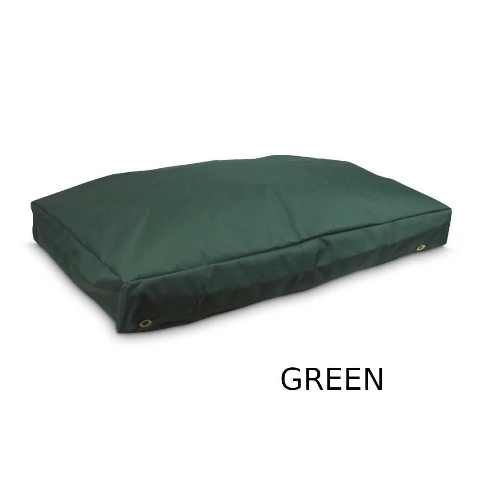sz-rectangle-waterproof-dog-bed-green-1