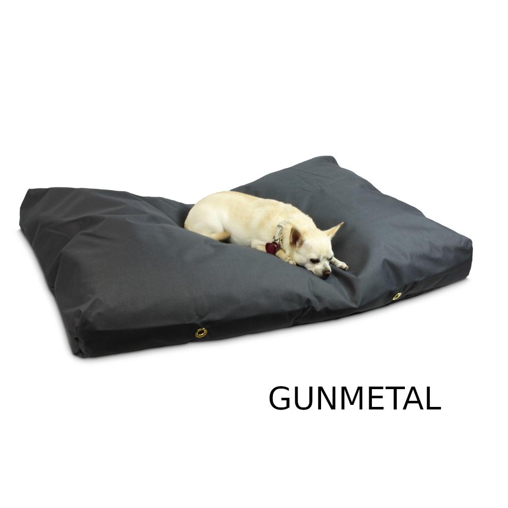 sz-rectangle-waterproof-dog-bed-gunmetal