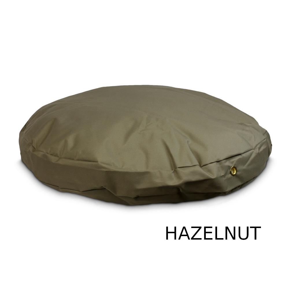 sz-round-waterproof-dog-bed-hazelnut