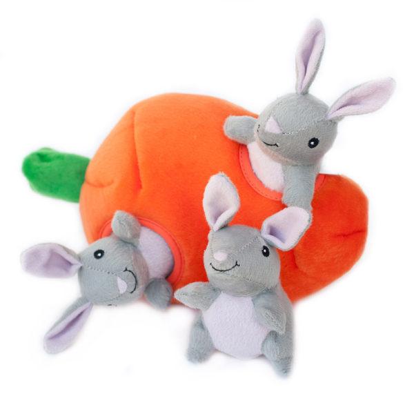 zp-bunny-burrow-soft-dog-toy-1