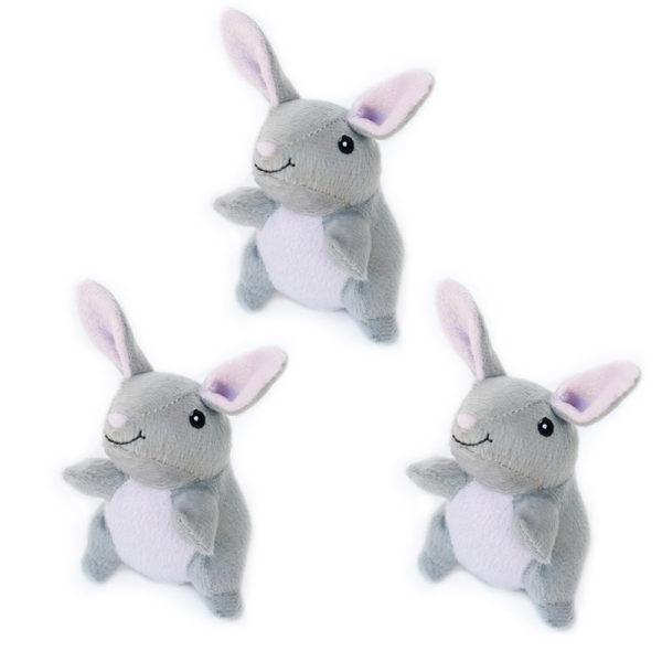 zp-bunny-small-soft-dog-toy-1
