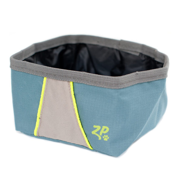zp-collapsible-dog-bowl-forest-green