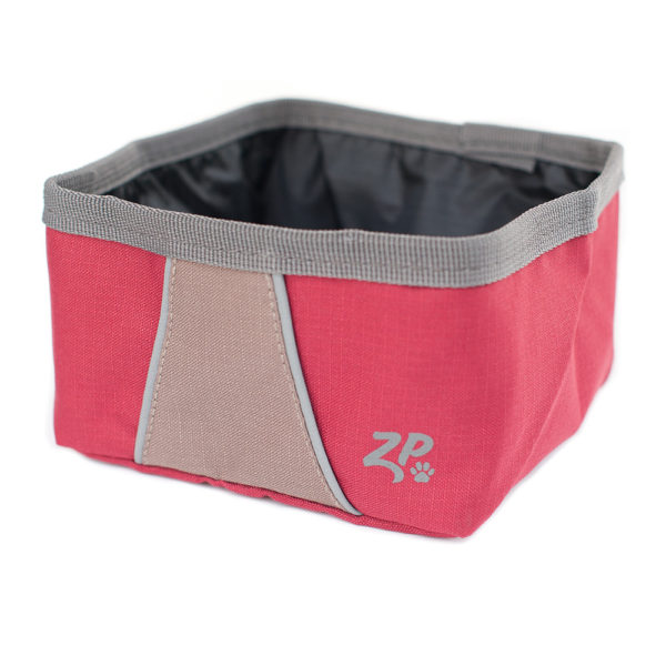 zp-collapsible-dog-bowl-red