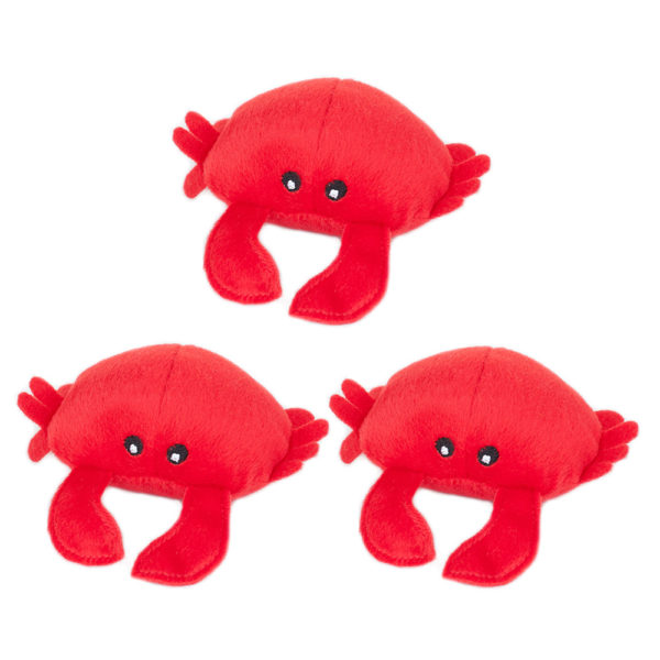 zp-red-crab-soft-dog-toy-1