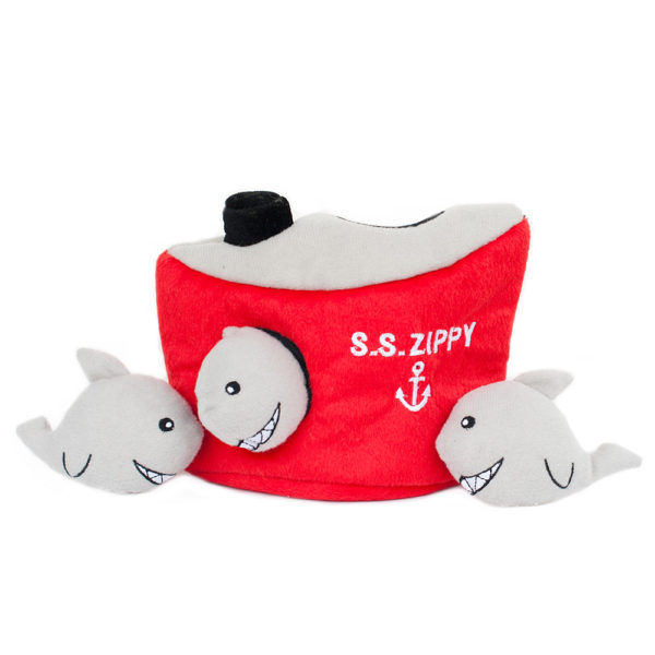 zp-shark-burrow-soft-dog-toy-2